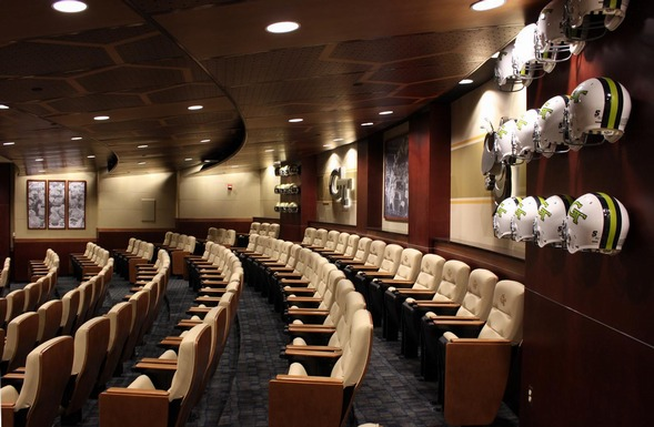 GT Football Meeting Rooms